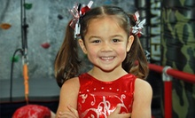 Kids' Gymnastics, Dance, Cheer, or Soccer Classes for at Cal Elite Kids (Up to 60% Off). Two Options Available.