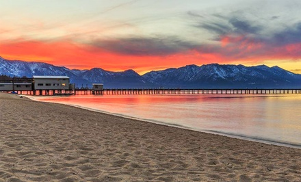 Stay at Tahoe Lakeshore Lodge & Spa in South Lake Tahoe, CA. Dates into June.