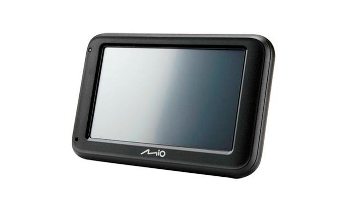 Navegador GPS Mio Moov M410 por 49,99€