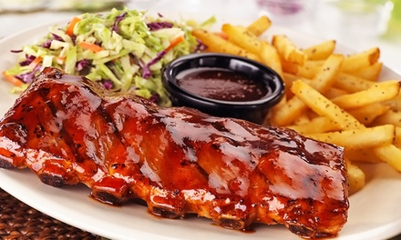 Casual American Food for One or Two at TGI Friday's (50% Off)