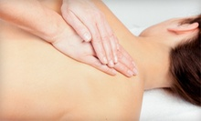 Couples, Hot-Stone, or Choice of Swedish, Sports, or Deep-Tissue Massage at International Massage (Up to 55% Off)