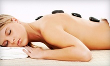 60- or 90-Minute Massage with a Hot-Stone Treatment at IOn Health (51% Off)