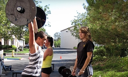 $25 for 12 CrossFit or CrossFit Light Classes at CrossFit (Up to $199 Value)