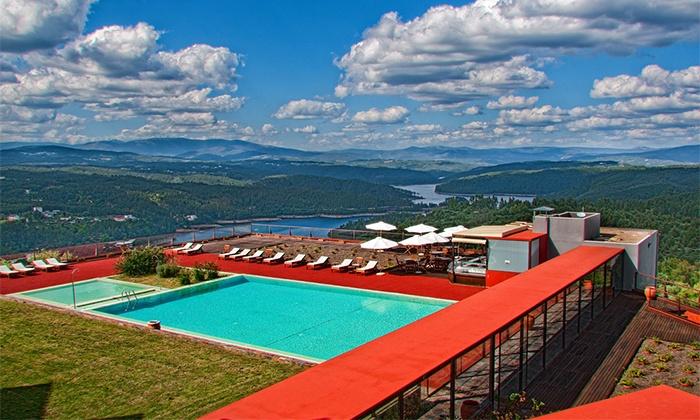 Hotel da Montanha 4* — Pedrógão: 1-7 noites para dois em quarto com vista panorâmica, pequeno-almoço e spa desde 49€