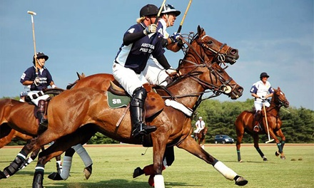 Ticket or VIP Package  to the Victory Cup at New Orleans Polo Club on Saturday, November 1 (Up to 38% Off)