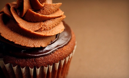 One or Three Dozen Gourmet Cupcakes at Trifles (Up to 53% Off)