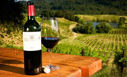Five-Hour Summer Winery Tour with Tastings for One, Two, or Four from Niagara Fun Tours (Up to 72% Off)