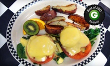 Breakfast Food at Amore Breakfast (Up to 58% Off). Two Options Available.
