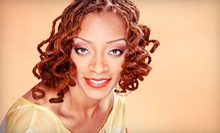 One, Three, or Five Locs-Maintenance Packages at Deeply Rooted (Up to 57% Off)