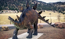 $20 for a One-Year Family Membership to Dinosaur Ridge ($60 Value)