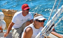 $99 for a Three-Hour Introductory Sailing Lesson from Go Sailing Chicago ($375 Value)