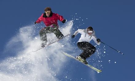 SKI-3 — Serra Nevada: curso de esqui ou snowboard para uma ou duas pessoas desde 29,90€