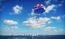 $75 for a Tandem Magnum Parasail Ride with Two Dips and One Commemorative Photo from Estero Island Parasail ($150 Value)