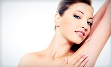 Six Laser Hair-Removal Treatments for a Small, Medium, or Large Area at Begin With Your Skin Medspa (Up to 76% Off)