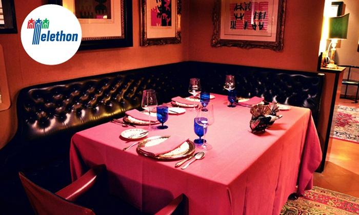 SAN DOMENICO (BOLOGNA) - Ristorante San Domenico SRL: San Domenico, 2 stelle Michelin dal 1977 -  Menu degustazione con vini abbinati alle portate