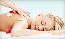 50- or 75-Minute Swedish Massage with a Complimentary Peppermint Foot Scrub at My Massage Therapist (Up to 57% Off)