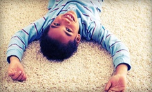 $79 for Carpet Cleaning for Three Rooms and One Hallway from Healthy Home Carpet Cleaning ($180 Value)