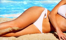 Brazilian or Bikini Waxes at Go Bare! (Up to 70% Off). Three Options Available.