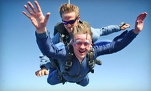 $145 for a Tandem Skydive on a Weekday or Weekend at Skydive Barnstable (Up to $249 Value)