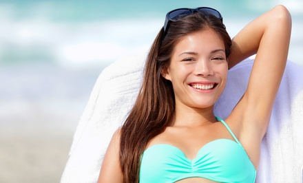 Six Laser Hair-Removal Treatments for the Underarms or Brazilian Area at A New Day Spa (Up to 88% Off)