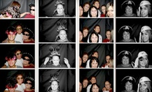 $399 for a Four-Hour Photo-Booth Rental with Unlimited Prints and Onsite Attendant from Howe 2 Party ($895 Value)