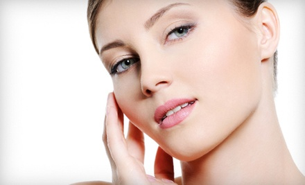$79 for Four Nonsurgical Face-Lifts at Hollywood Health & Wellness ($1,200 Value)