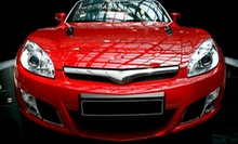 $45 for Exterior Auto Detailing at Detail Plus in Marion ($90 Value)