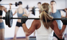 10 Classes or One Month of Unlimited CrossFit Classes at CrossFit MOB (Up to 74% Off)