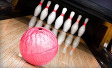 $15 for Weeknight Bowling for Four with Shoe Rental at Broken Arrow Lanes ($32 Value)