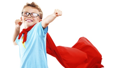 One Month Superhero Training Classes for One or Two at Eagle's Wings Athletics (Up to 65% Off)
