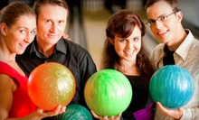 Two Games of Bowling and Shoe Rental for Two or Four at Holiday Bowl (Half Off)