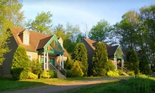One- or Two-Night Stay at Spruce Hill Inn & Cottages in Mansfield, OH