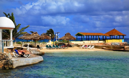 3-, 4-, or 5-Night All-Inclusive Stay for Two at Club Ambiance in Runaway Bay, Jamaica. Includes Taxes and Fees.
