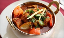 $15 for $30 Worth of Indian Food at Laxmi's Indian Grille