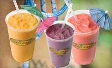 Hawaiian Coffees and Fruit Smoothies at Maui Wowi Hawaiian Coffees & Smoothies (Half Off). Two Options Available.