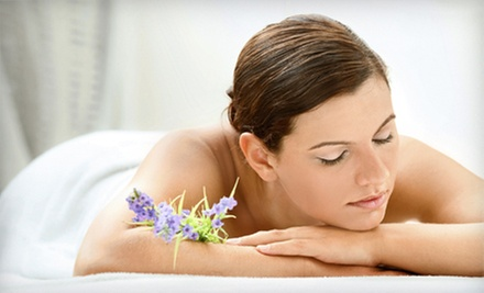 60-Minute Massage with Optional Sugar Scrub or Foot and Collagen Eye Treatment at Body Bonita (Up to 54% Off)