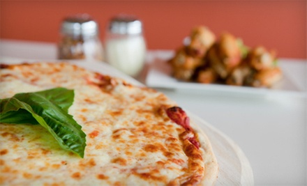 Pizza for Carry-Out or Delivery at Willie's NY Pizza (Half Off). Two Options Available.