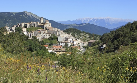 groupon daily deal - 7-Day Culinary Tour in Italy's Abruzzo Region with Meals, Culinary Classes, and Sightseeing from Epitourean