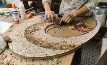 Two-Hour Mosaic or Stained-Glass Workshop for One, Two, or Four at Glass Mosaic Canada (Up to 60% Off)