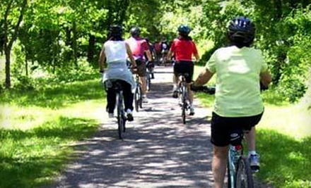 $59 for Bike and Brew and Alpacas Too Tour from Living Adventure Tours ($120 Value)