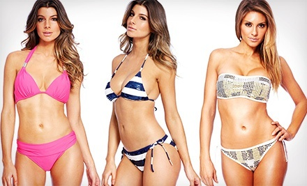 Bikinis and Lingerie from Swim n Sexy (Up to 60% Off). Two Options Available.