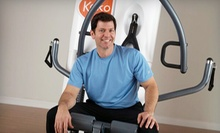 One- or Three-Month Gym Membership with Fitness Consultation and Access Key at Koko FitClub (Up to 84% Off)