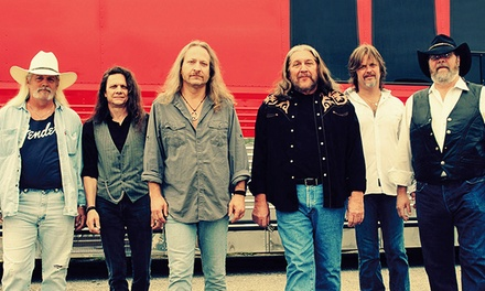 The Marshall Tucker Band at The Borland Center for Performing Arts on Friday, March 28, at 7 p.m. (Up to 40% Off)