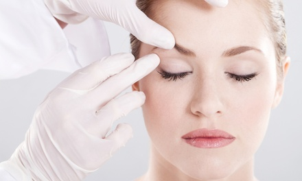 10 or 20 Units of Injectable Cosmetic Treatment with Consultation at Faces MD Medical Aesthetics (Up to 59% Off)