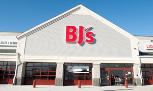 $35 For A One-year Membership At Bj