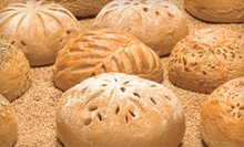 $9 for $18 Worth of Whole-Grain Breads, Baked Goods, and Sandwiches at Great Harvest Bread Company