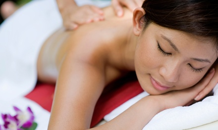 60-, 90, or 120-Minute Thai Massage with Optional Foot Massage & Scrub at Thai Health Massage Spa (Up to 55% Off)