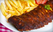 $10 for $20 Worth of Barbecue and Chicago-Style Sandwiches and Pizza at Hog Wild Restaurant
