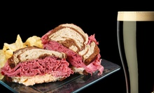 $15 for $30 Worth of Irish Pub Food and Drinks at The Kerry Piper
