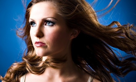 Haircut and Blowout with Optional Color or Partial Highlights at Capelli Salon (Up to 56% Off)